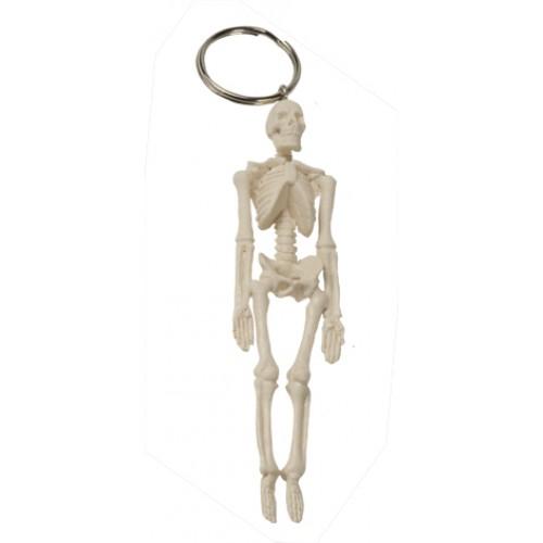 Schlüsselanhänger Skelett