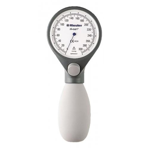 Riester ri-san® Blutdruckmeßgerät Grau