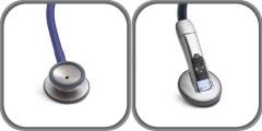 acoustic electronic stethoscope