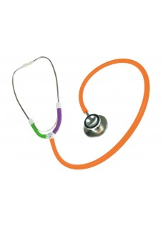 CBC Doppelkopf Stethoskop Multi Orange