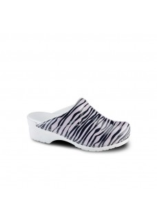 Sanita Model 314 Zebra Rosa/Schwarz
