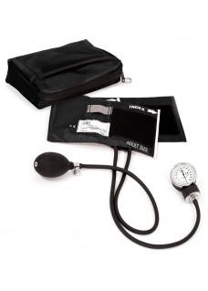 Blutdruckmessgerät mit Tragetasche Schwarz