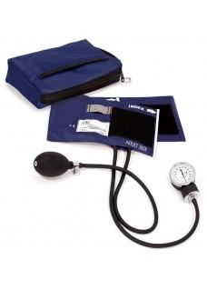 Blutdruckmessgerät mit Tragetasche Marineblau
