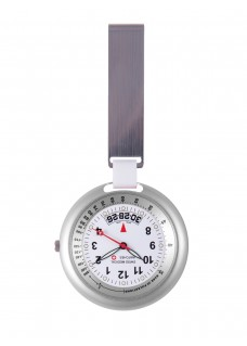 Swiss Medical Uhr Professional Line Silber