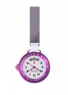 Swiss Medical Uhr Care Line Lila