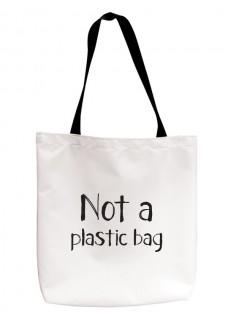 Einkaufstasche Not Plastic
