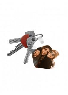 Schlüsselhänger mit eigenem Foto