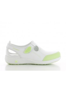 AUSLAUFMODELL: Schuhgröße 37 Oxypas Lilia Light Green