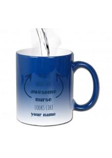 Magic Tasse Awesome Nurse