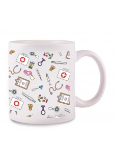Tasse Medizinische Symbole
