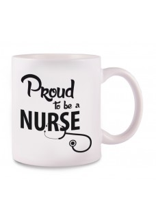 Tasse Proud to be a Nurse 4