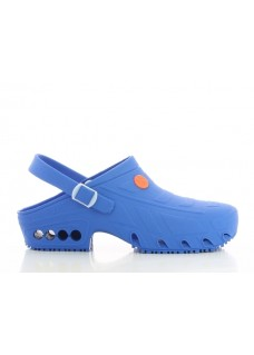 Oxyclog Electric Blue