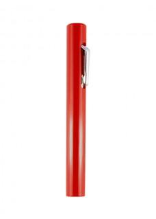 Wegwerf Penlampe / Pupillenleuchte Rot