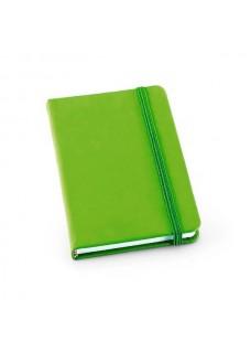 Notizbuch A6 Hellgrün