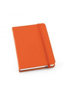 Notizbuch A6 Orange