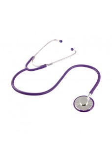 Stethoskop Basic Einseitig Lila