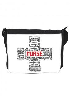 Schultertasche Gross Cross Nurse