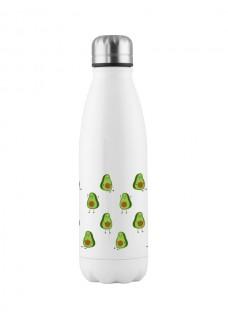 Trinkflasche Avocados