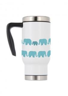 Thermobecher Elefanten