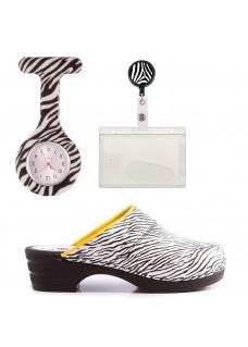 Set Persönliche Ausrüstung Zebra 2