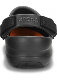 AUSLAUFMODELL: größe 3940 Crocs Bistro Pro Schwarz