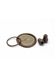 Stethoskop Ersatzteil-Set für Littmann Lightweight II S.E. (Braun)