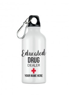 Sport-Trinkflasche Educated