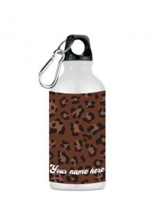 Trinkflasche Leopard