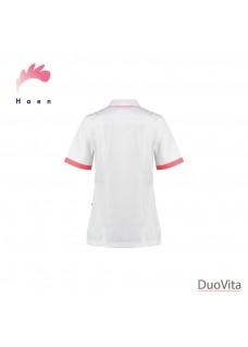 Haen Kasack Fijke White/Oriënt Pink