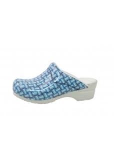 AUSLAUFMODELL: Schuhgröße 38 Sanita 314 Minecraft ocean