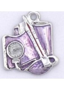 Charm Blutdruckmesser Violet