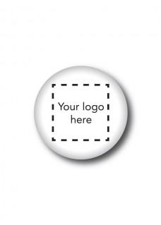 Button mit eigenem Logo