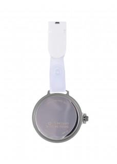 Swiss Medical Uhr Care Line Silber