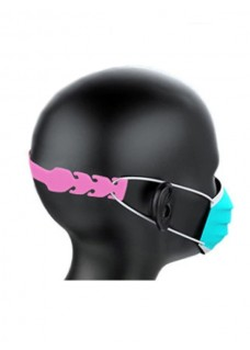 Maskenband Silikon
