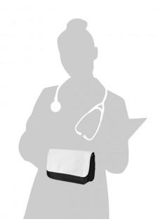 Instrumententasche Medizinische Symbole
