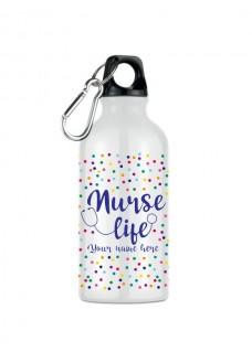 Sport-Trinkflasche Nurse Life
