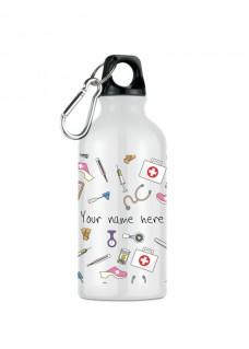 Sport-Trinkflasche Medizinische Symbole