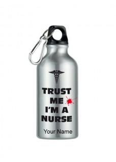 Sport-Trinkflasche Trust Nurse
