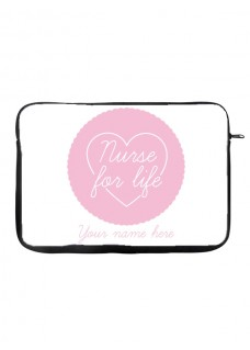 "Tablet-Tasche 10"" Nurse for Life"