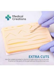 Nahtübungsset von Medical Creations