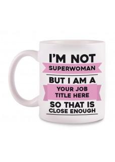 Tasse Superwoman