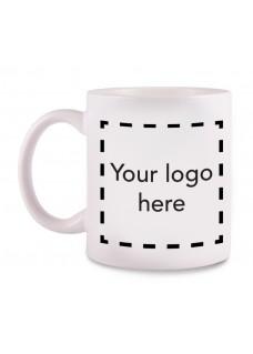 Tasse mit eigenem Logo