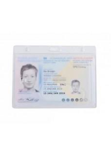 Hartplastik-Kartenhalter