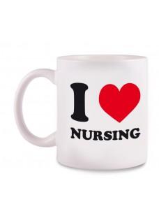 Tasse I Love Nursing