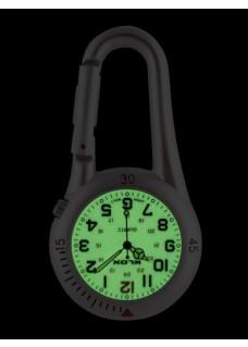 Karabiner Uhr NOC453