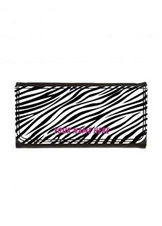 Brieftasche Zebra