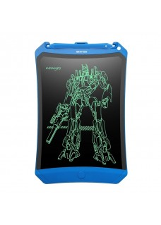 Magnetische LCD Tablet 8,5 inch Blau