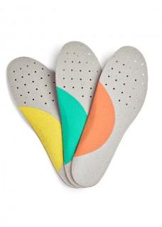 Toffeln SmartSole Shoe Schwarz
