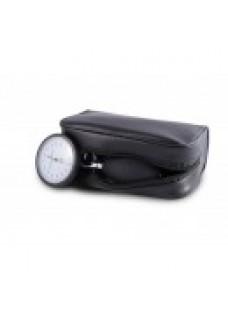 Blutdruckmessgerät Doppelschlauchsystem mit Tragetasche Marineblau