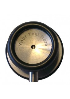 Doppelkopf Stethoskop Lila